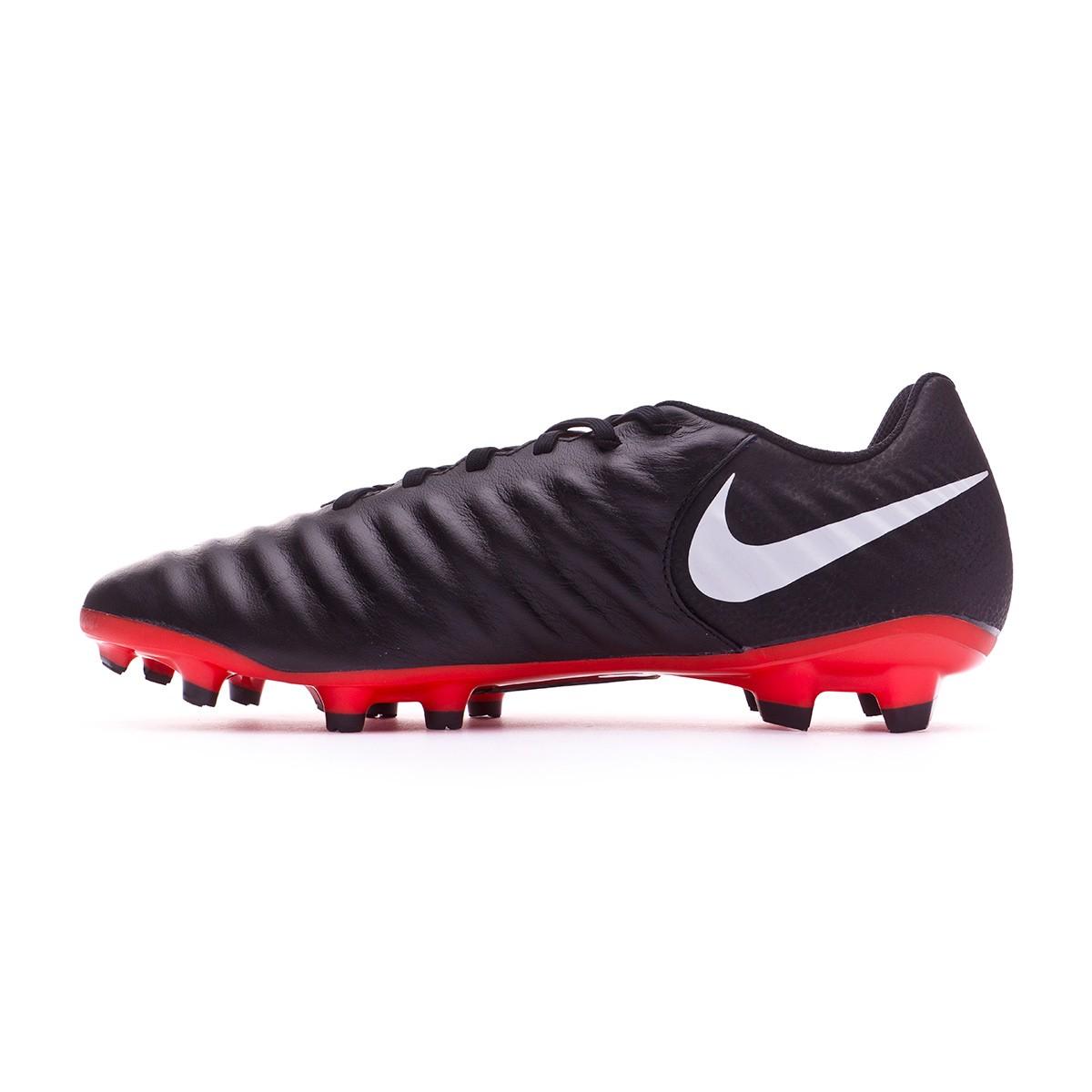 Funcionar mesa Microordenador  Zapatos de fútbol Nike Tiempo Legend VII Academy MG Black-Pure  platinum-Light crimson - Tienda de fútbol Fútbol Emotion