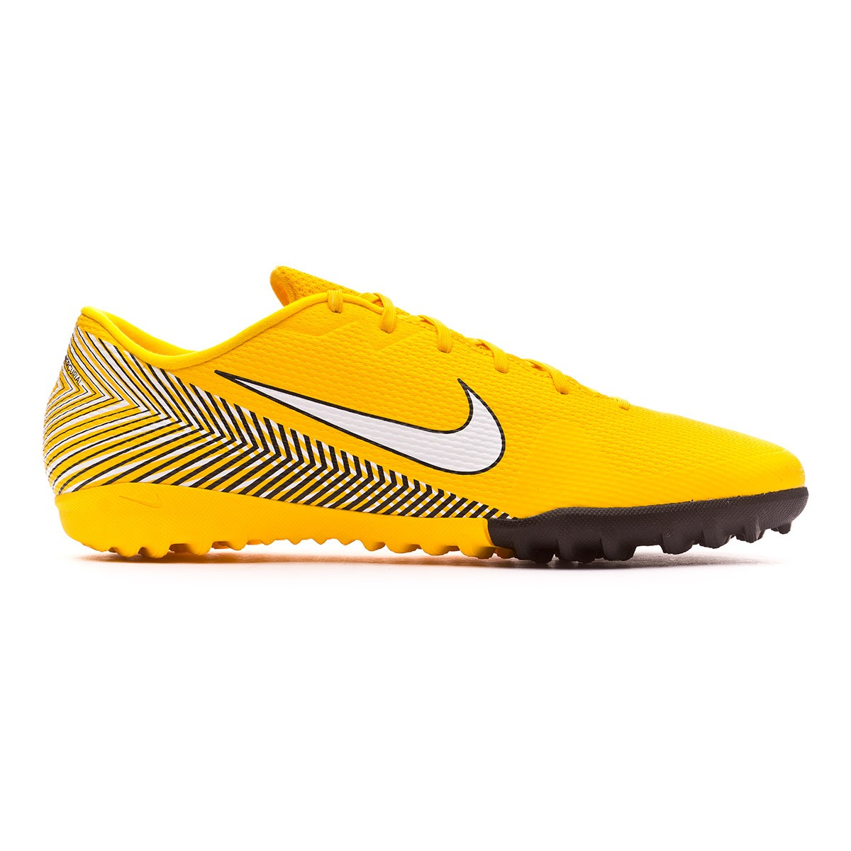 8dbc1590354 Football Boot Nike Mercurial VaporX XII Academy Turf Neymar Yellow-Black -  Tienda de fútbol Fútbol Emotion