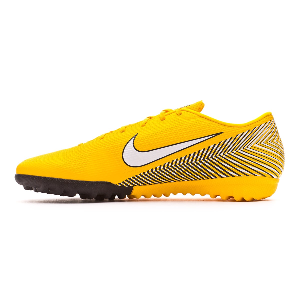 the best attitude aaabe 4d41b Scarpe Nike Mercurial VaporX XII Academy Turf Neymar Yellow-Black - Negozio  di calcio Fútbol Emotion
