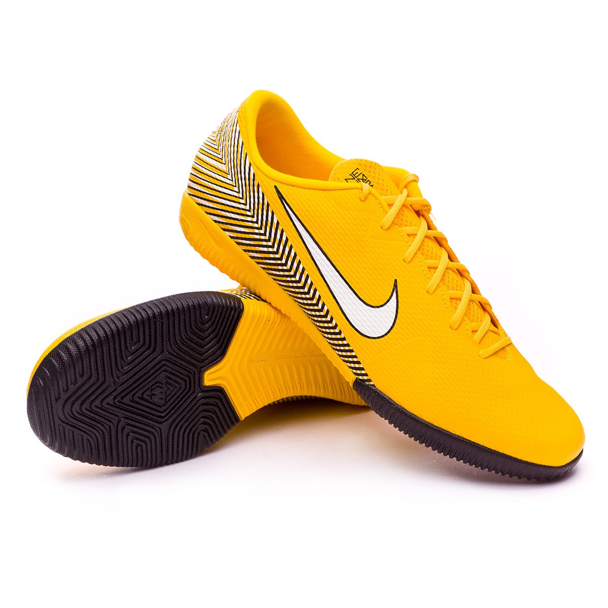 ... Zapatilla Mercurial VaporX XII Academy IC Neymar Yellow-Black.  CATEGORY. Futsal · Futsal boots · Nike a97114fb6c5b0