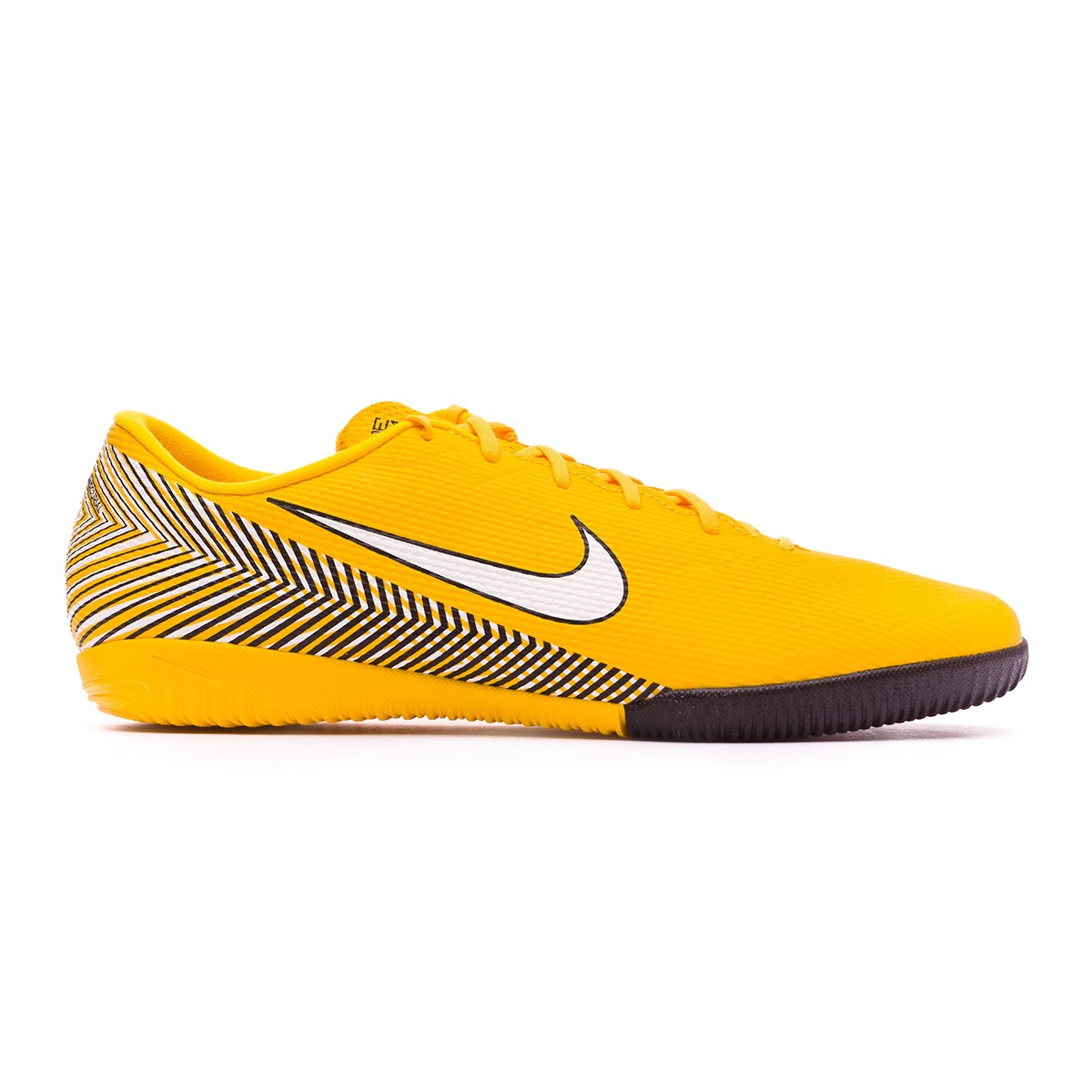 f9f8968d993 Futsal Boot Nike Mercurial VaporX XII Academy IC Neymar Yellow-Black -  Football store Fútbol Emotion