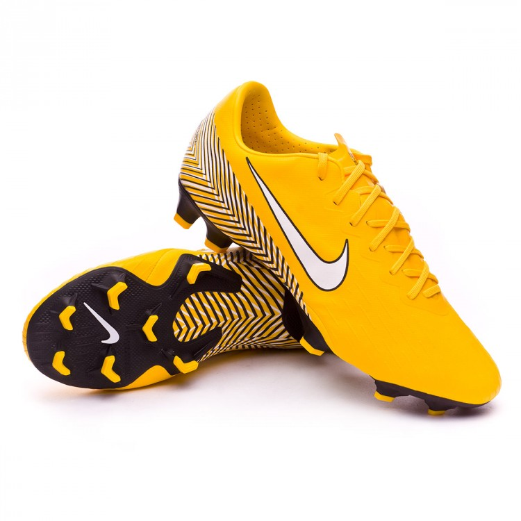 a70c1faf8613 Football Boots Nike Mercurial Vapor XII Pro FG Neymar Yellow-Black ...