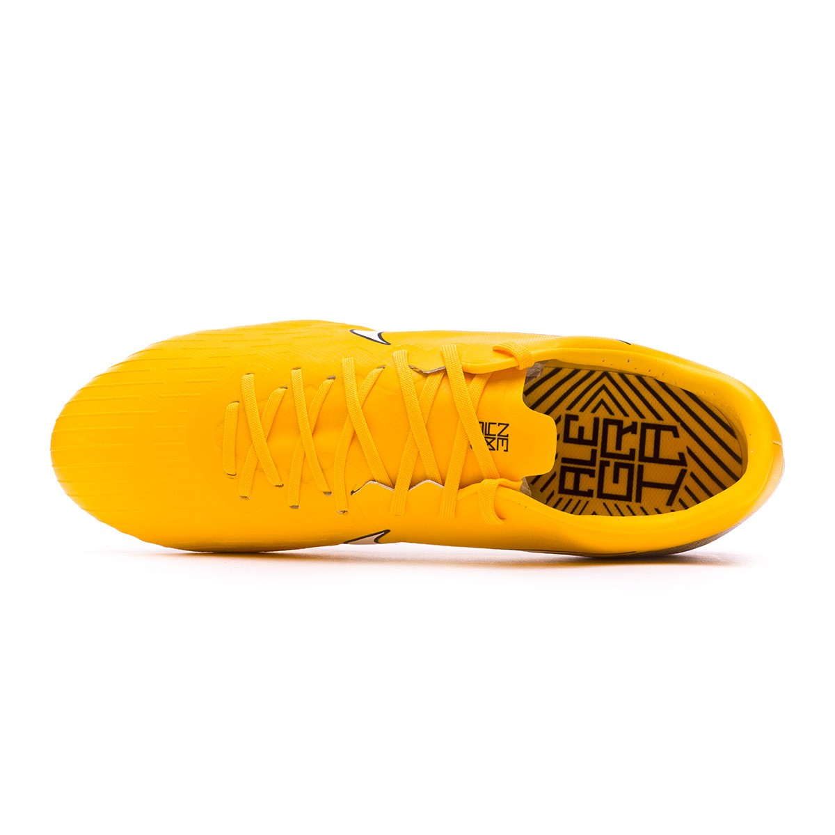 b6c4a8a8f Football Boots Nike Mercurial Vapor XII Pro FG Neymar Yellow-Black - Tienda  de fútbol Fútbol Emotion