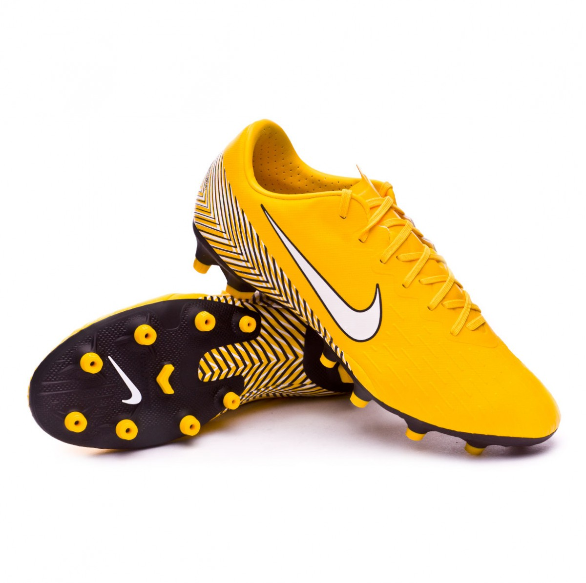 ... Bota Mercurial Vapor XII Pro AG-Pro Neymar Yellow-Black. CATEGORY.  Football boots · Nike football boots 362d508dc3f4c