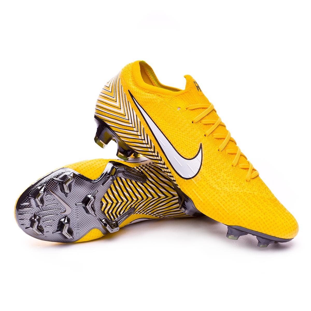 1f5f899a2593 Football Boots Nike Mercurial Vapor XII Elite FG Neymar Yellow-Dinamic  yellow-Black - Tienda de fútbol Fútbol Emotion