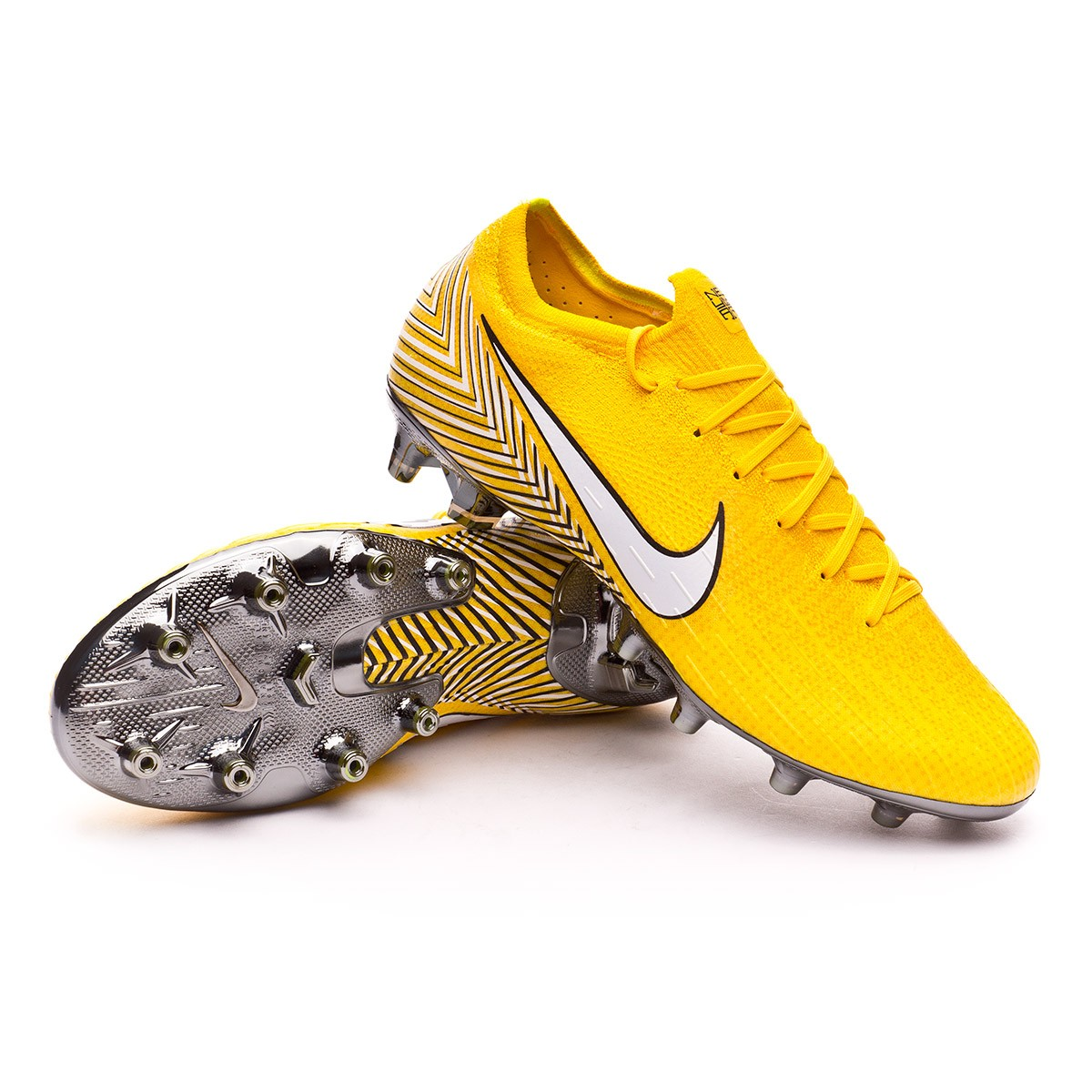Boot Nike Mercurial Vapor XII Elite AG-Pro Neymar Yellow-Dinamic ... f79e96bcf8