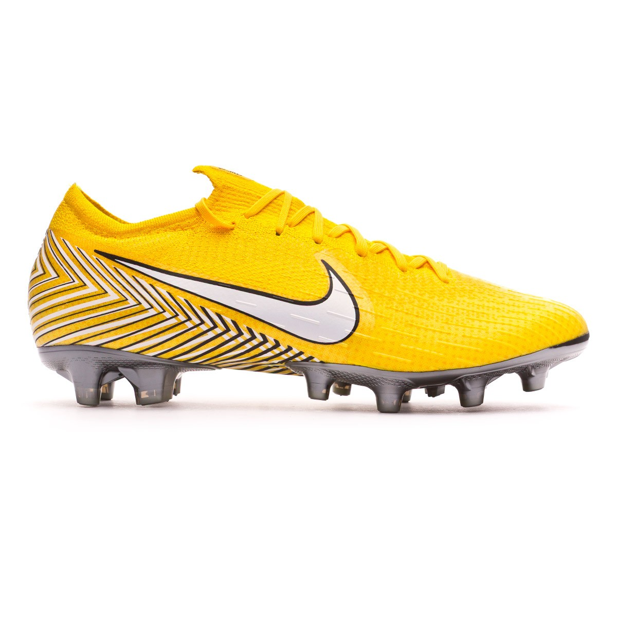 d6b86178e Football Boots Nike Mercurial Vapor XII Elite AG-Pro Neymar Yellow-Dinamic  yellow-Black - Tienda de fútbol Fútbol Emotion