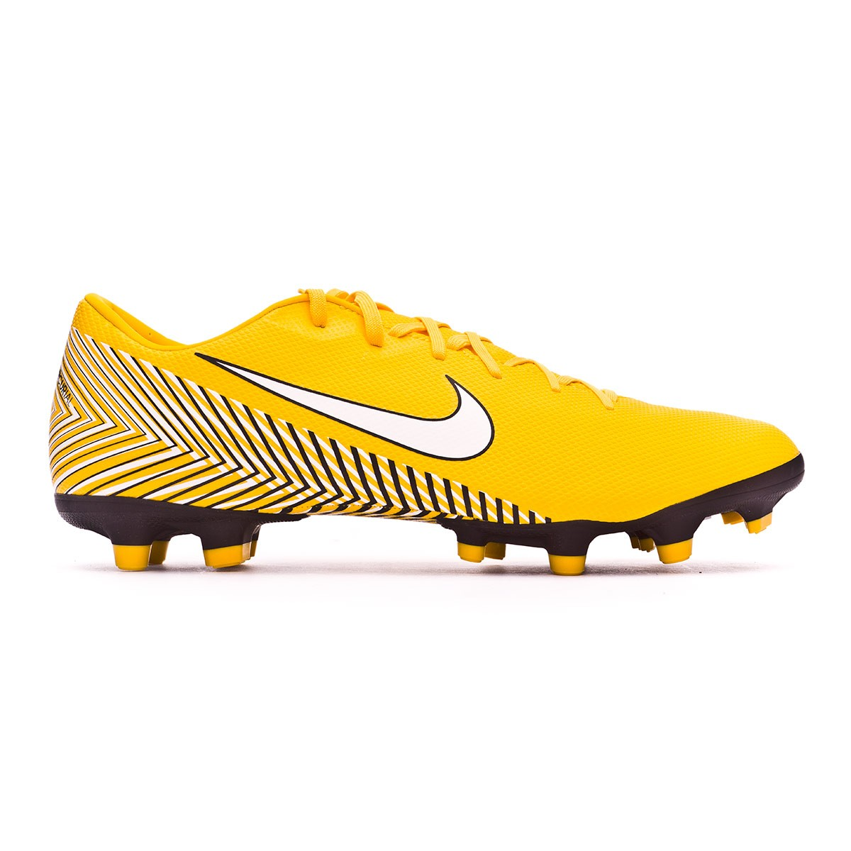 Chuteira Campo Nike Mercurial Vapor 12 Academy Neymar FG