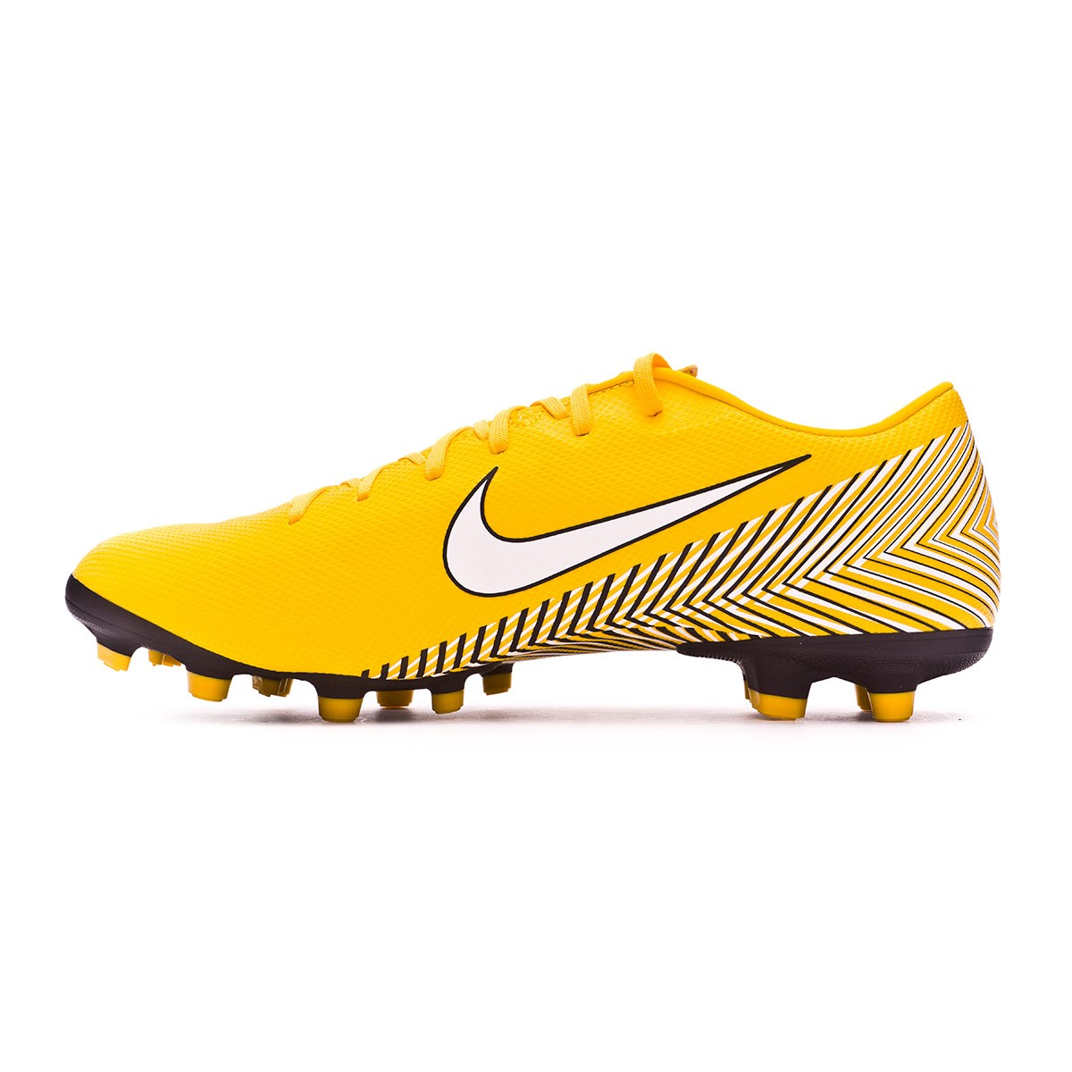 0be5407ce Football Boots Nike Mercurial Vapor XII Academy MG Neymar Yellow-Black -  Football store Fútbol Emotion