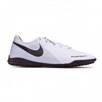 Zapatilla  Nike Phantom Vision Academy Turf Pure platinum-Light crimson-White