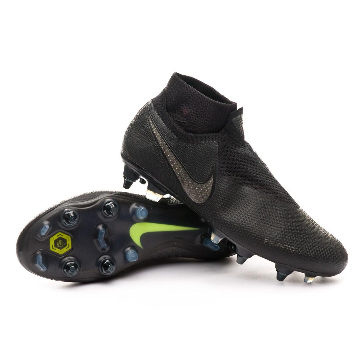 39a3a24d1d4 Nike Phantom Vision Elite DF SG-Pro AC Football Boots. Black reference no.