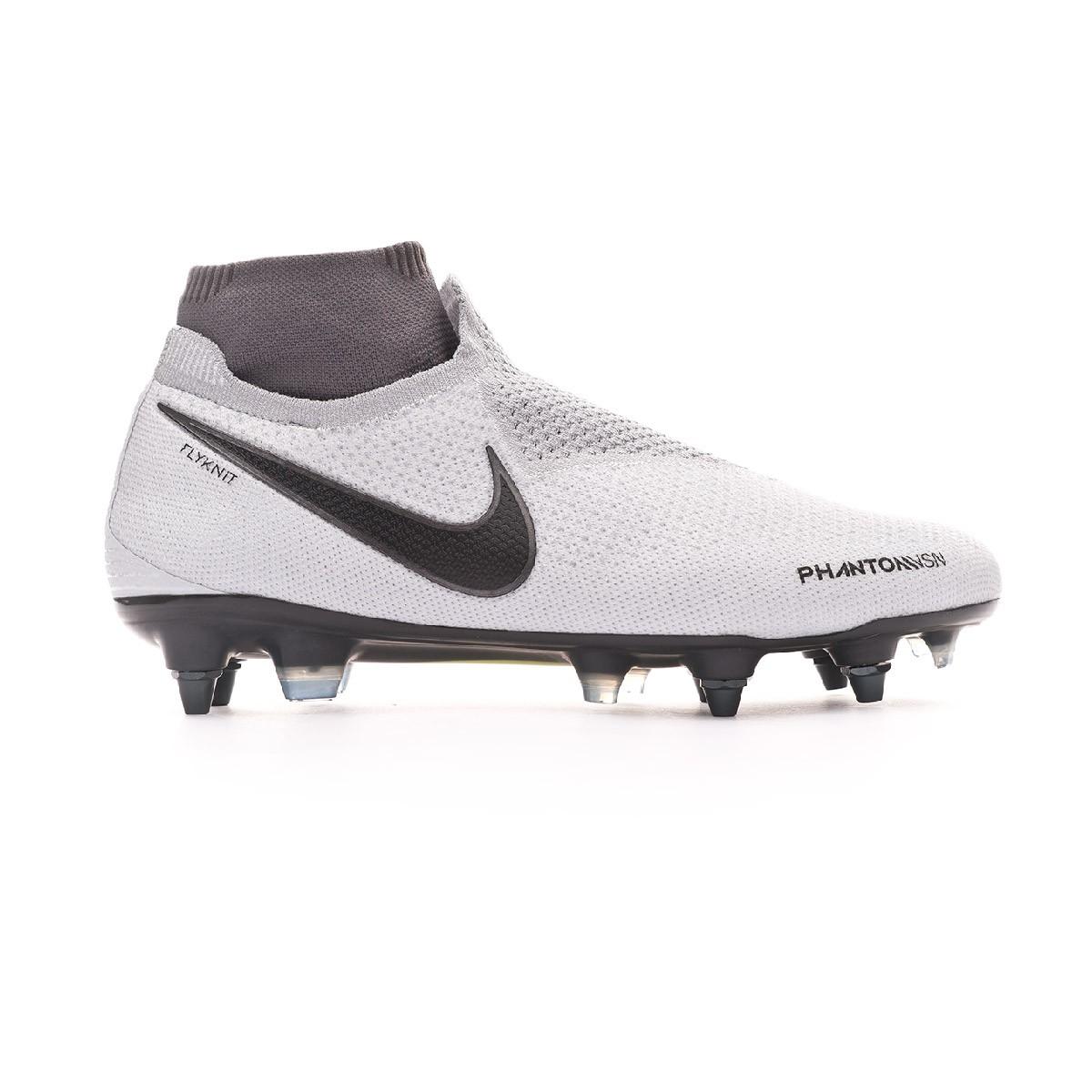 6a25c337e20 Football Boots Nike Phantom Vision Elite DF SG-Pro AC Pure platinum-Black-Light  crimson-Dark grey - Tienda de fútbol Fútbol Emotion