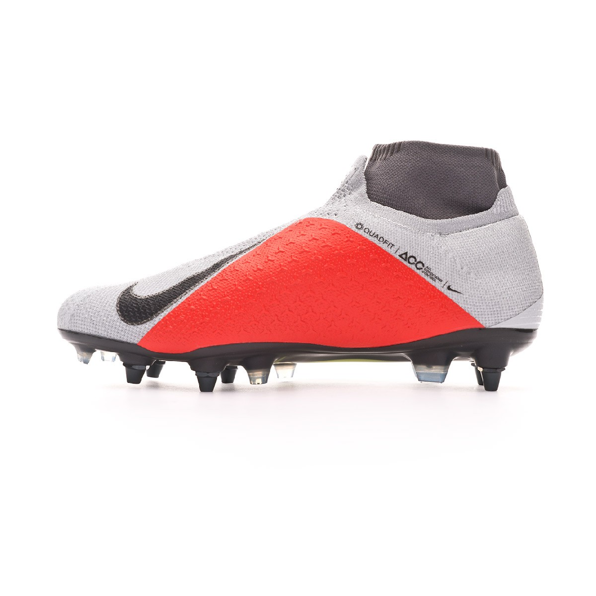 5a8b1ebc3 Football Boots Nike Phantom Vision Elite DF SG-Pro AC Pure  platinum-Black-Light crimson-Dark grey - Tienda de fútbol Fútbol Emotion