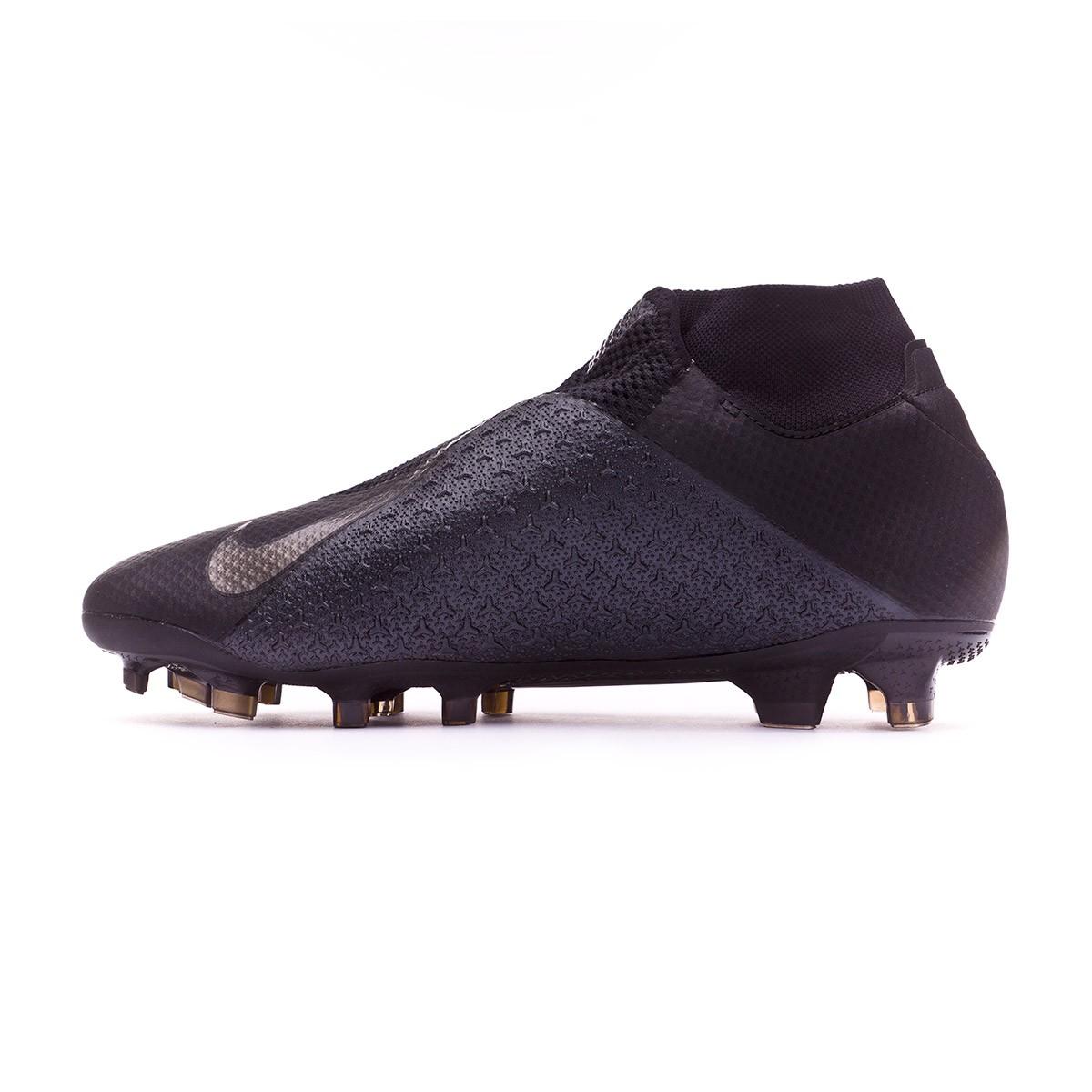 1be7d1bf83db6 Zapatos de fútbol Nike Phantom Vision Pro DF FG Black - Tienda de fútbol  Fútbol Emotion