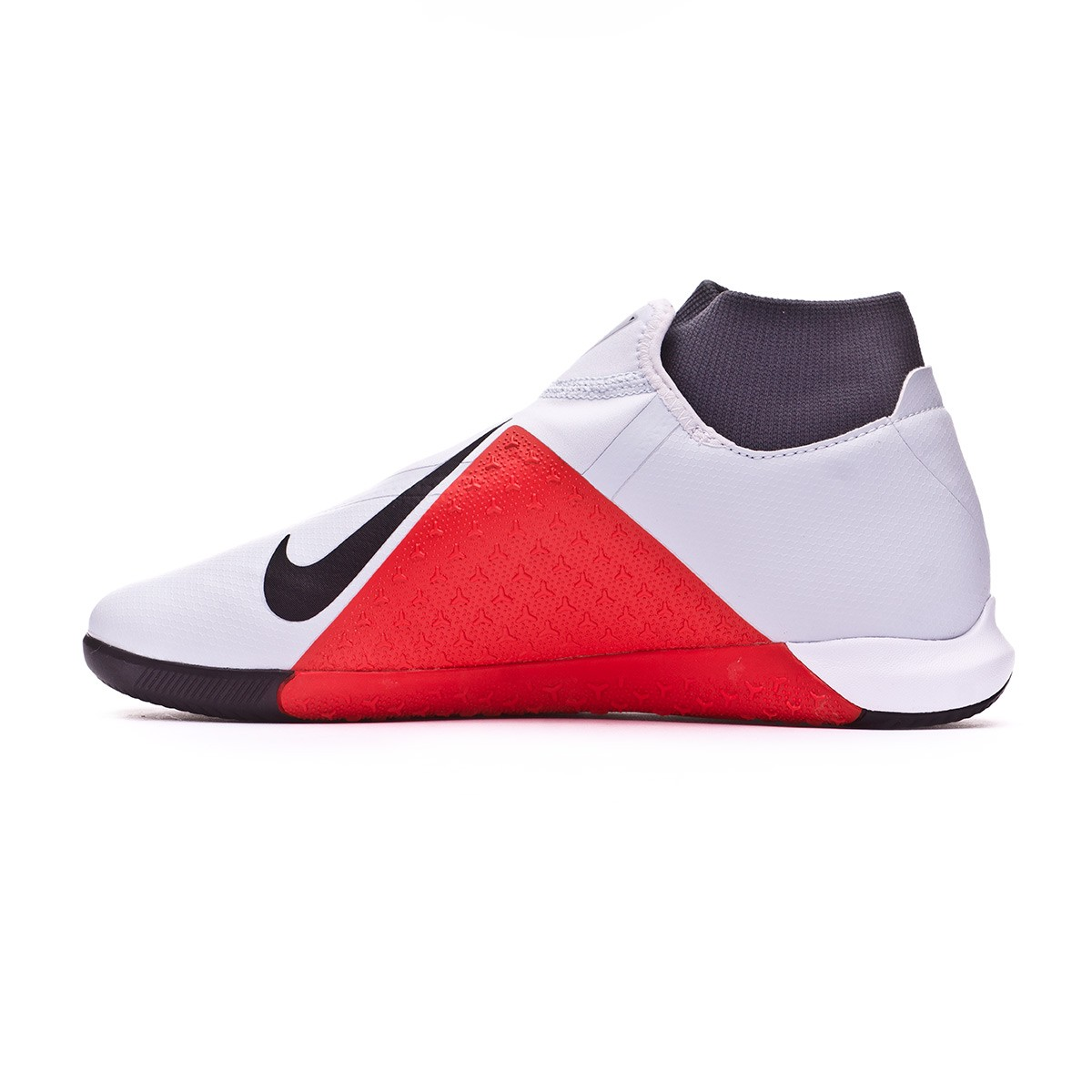 Futsal Boot Nike Phantom Vision Academy DF IC Pure platinum-Black-Light  crimson-Dark grey - Football store Fútbol Emotion 29a825d06