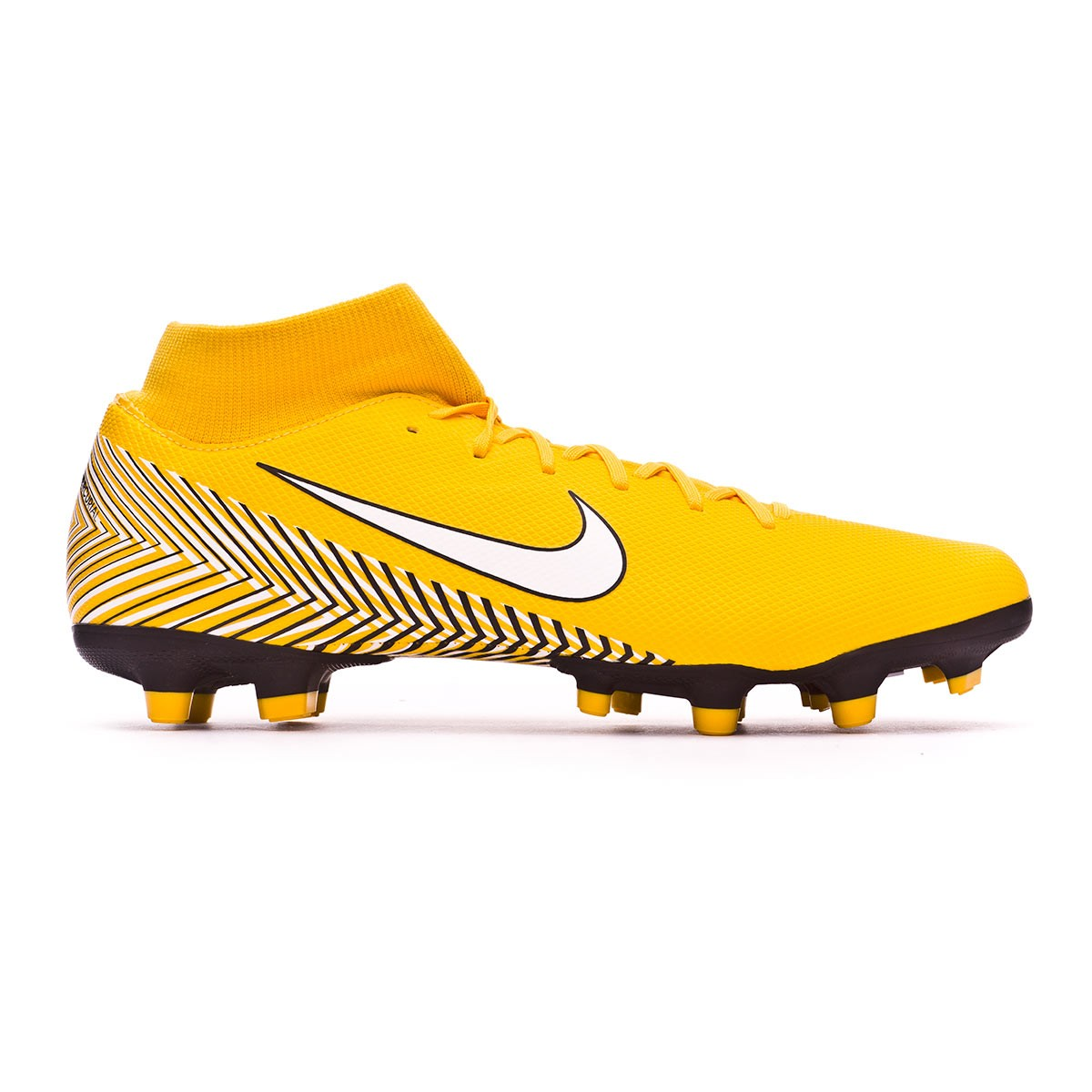 cf3c530ce Football Boots Nike Mercurial Superfly VI Academy MG Neymar Yellow-Black -  Tienda de fútbol Fútbol Emotion