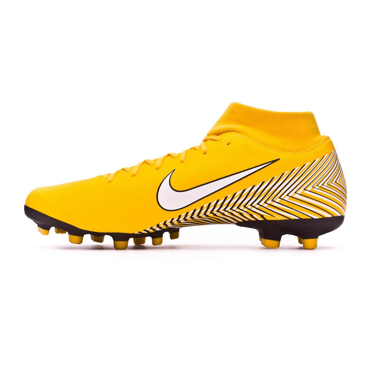 f16db93798f27 Football Boots Nike Mercurial Superfly VI Academy MG Neymar Yellow-Black -  Tienda de fútbol Fútbol Emotion
