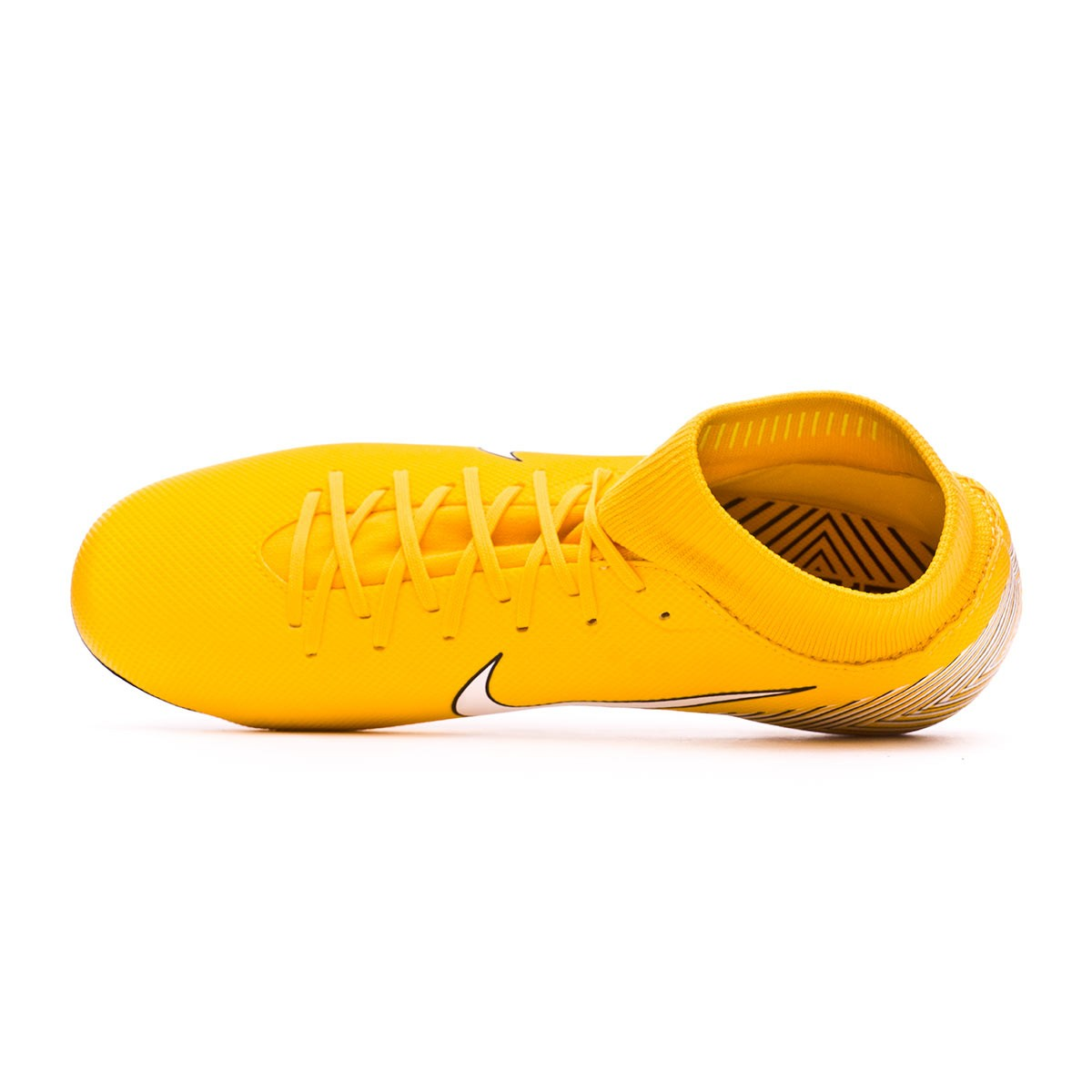 e8ac8c8e38b0 Football Boots Nike Mercurial Superfly VI Academy MG Neymar Yellow-Black -  Football store Fútbol Emotion