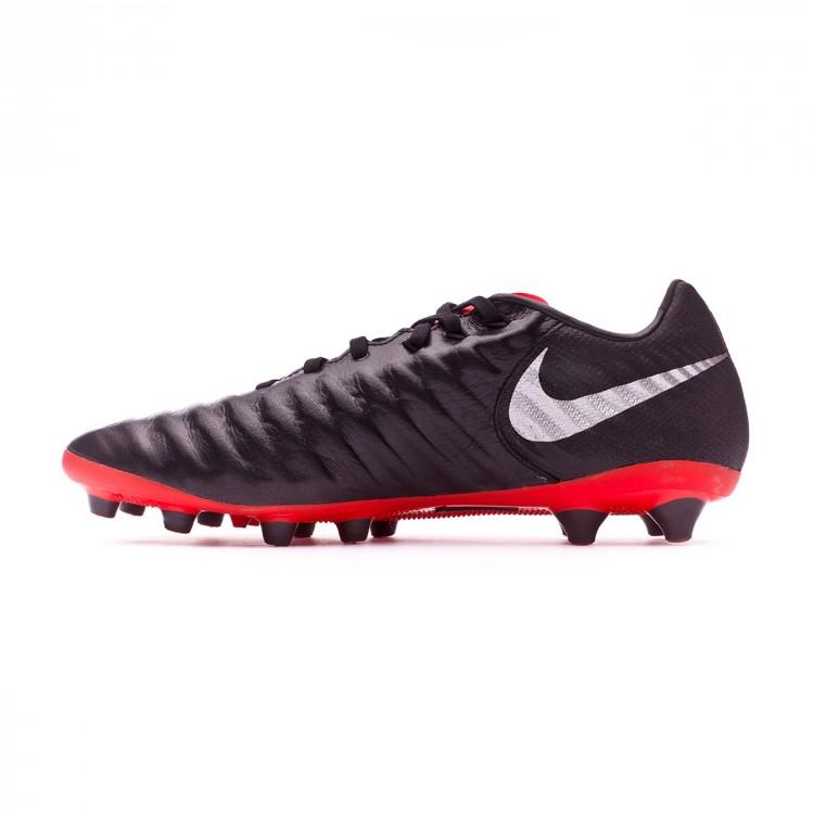 5fdbfab111e Bota de fútbol Nike Tiempo Legend VII Pro AG-Pro Black-Metallic ...