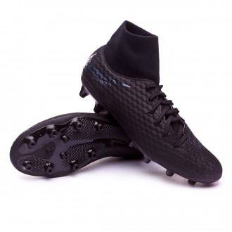 Bota  Nike Hypervenom Phantom III Academy DF AG-Pro Black
