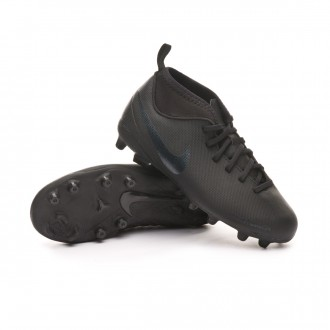 Bota  Nike Phantom Vision Club DF MG Niño Black