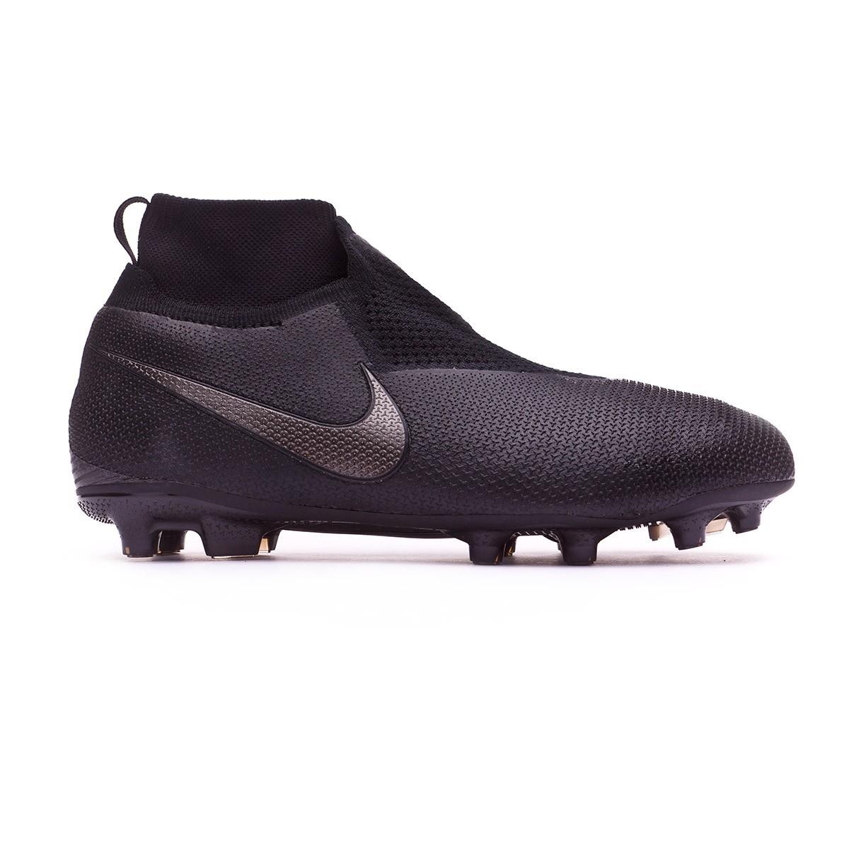 f702f84d1 Football Boots Nike Kids Phantom Vision Elite DF MG Black - Tienda de  fútbol Fútbol Emotion