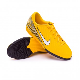 Futsal Boot  Nike Kids Mercurial VaporX XII Academy IC Neymar  Yellow-Black