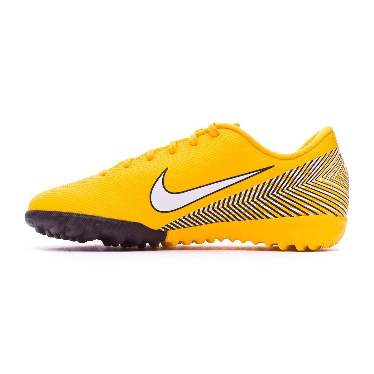 Zapatilla Nike Mercurial VaporX XII Club Turf Neymar Niño