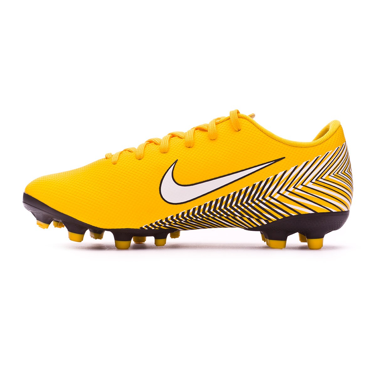 info for 9b554 f218a Football Boots Nike Kids Mercurial Vapor XII Academy MG Neymar  Yellow-Dinamic yellow-Black - Football store Fútbol Emotion