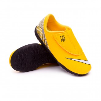 Mercurial VaporX XII Club Turf Neymar Niño Yellow-Black