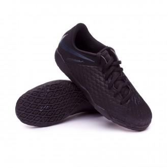Zapatilla  Nike Hypervenom Phantom III Academy IC Niño Black