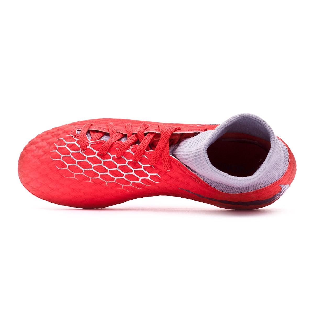 221982fbb544 Boot Nike Hypervenom Phantom III Academy DF AG-Pro Niño Light crimson-Metallic  dark grey-Wolf grey - Leaked soccer