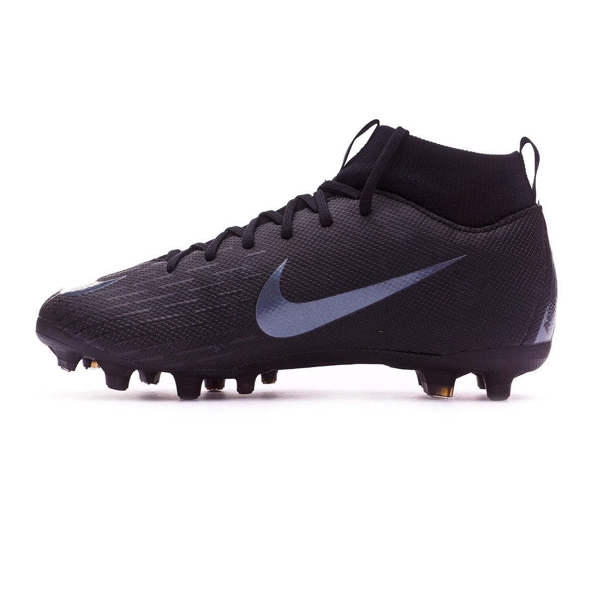 14877394c Football Boots Nike Kids Mercurial Superfly VI Academy GS MG Black - Tienda  de fútbol Fútbol Emotion