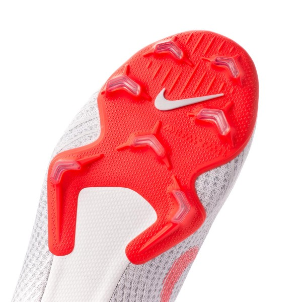 fd5821251d893 Football Boots Nike Kids Mercurial Superfly VI Elite FG Wolf grey-Light  crimson-Pure platinum - Tienda de fútbol Fútbol Emotion