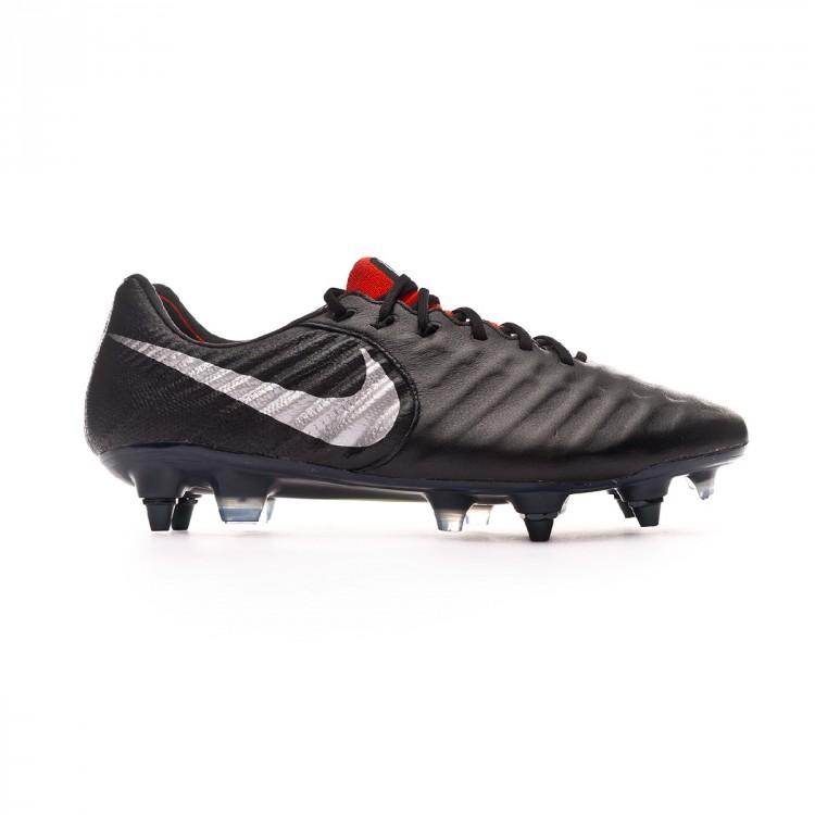 Boot Nike Tiempo Legend VII Elite Anti-Clog SG-Pro Black-Metallic ... 7f46c4d7263c5