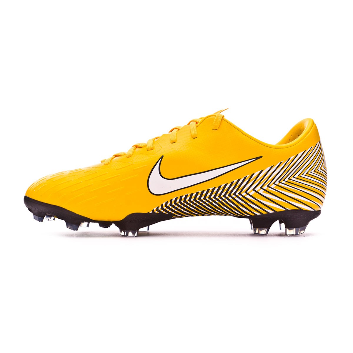 08d46c223 Football Boots Nike Kids Mercurial Vapor XII Elite FG Neymar Yellow-Black-Anthracite  - Tienda de fútbol Fútbol Emotion