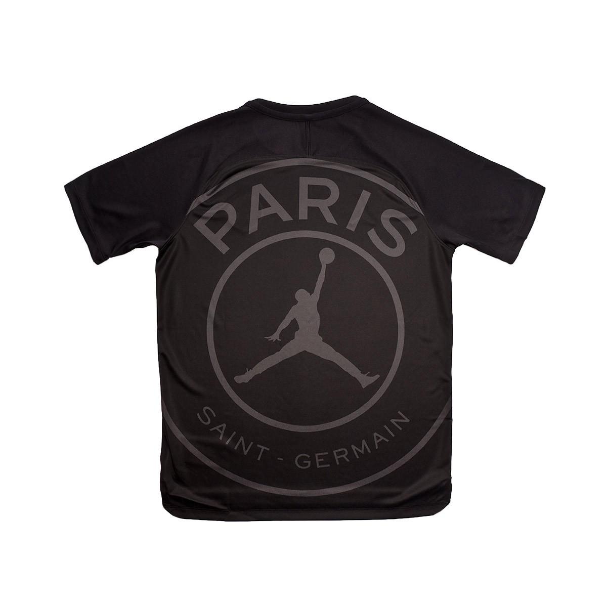 cheap for discount 58133 e6743 Camiseta Paris Saint-Germain Dry Squad SS GX CL 2018-2019 Niño  Black-Anthracite-White