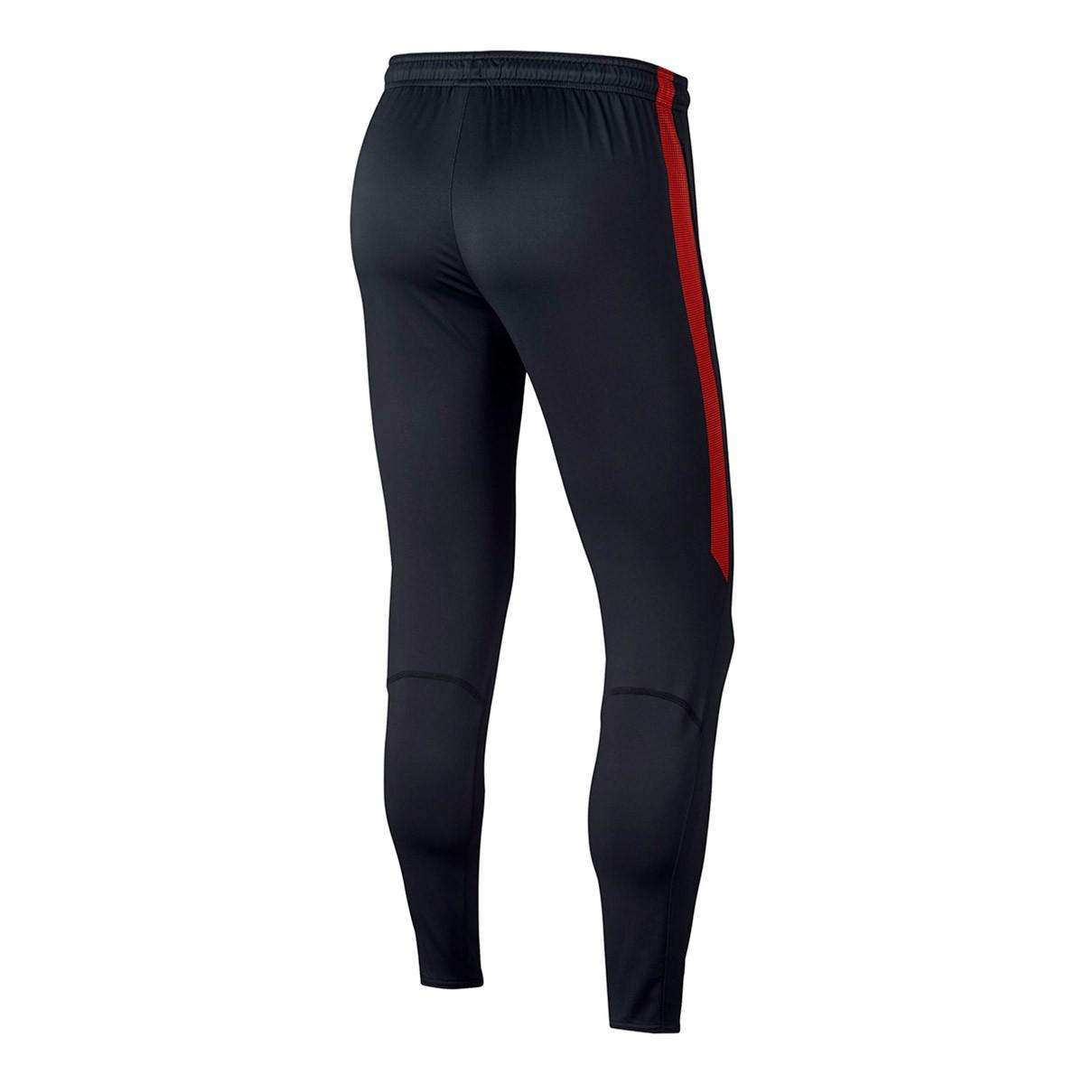 ded9e721 Long pants Nike Paris Saint-Germain Dry Squad KP CL 2018-2019  Black-University red - Football store Fútbol Emotion