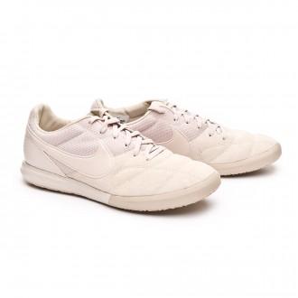 Zapatilla  Nike Tiempo Premier II Sala Desert sand-White
