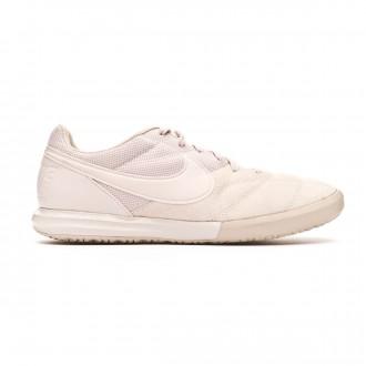 Chaussure de futsal Nike Tiempo Premier II Sala IC Desert sand-White