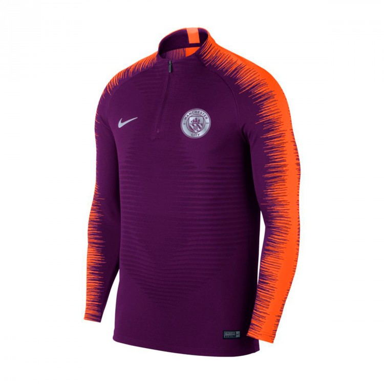 e64edc756 Sweatshirt Nike VaporKnit Strike Manchester City FC 2018-2019 Night ...