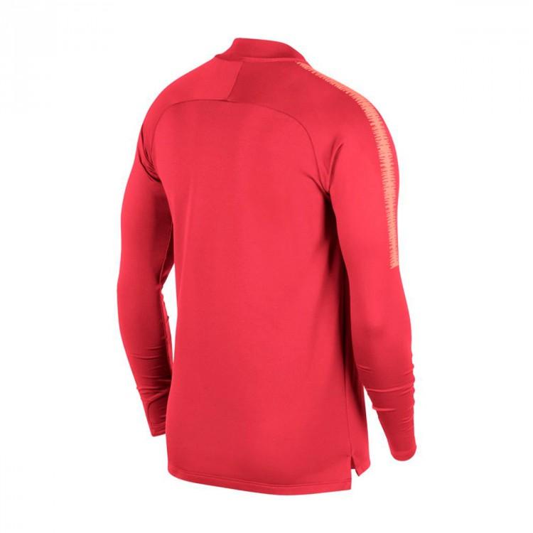 64b94e37979 Sweatshirt Nike Dry FC Barcelona Squad 2018-2019 Tropical pink-Light ...