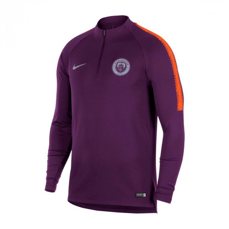 Night Sudadera Dry 2018 Purple Manchester City Nike Fc Squad 2019 rdCxBoe