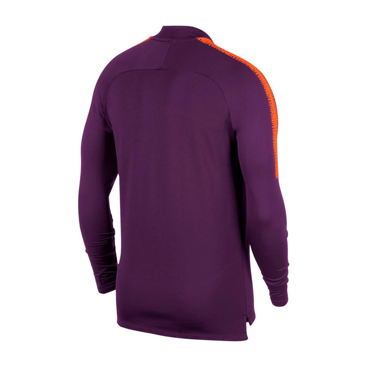 41eba344 Sweatshirt Nike Dry Manchester City FC Squad 2018-2019 Night purple ...