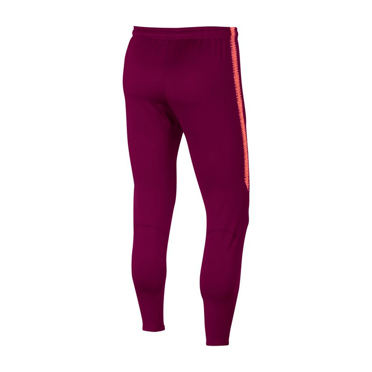 2ca93d736 Nike Dry FC Barcelona Squad 2018-2019 Long pants. Deep maroon-Light atomic  pink ...