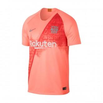 Camiseta  Nike FC Barcelona Stadium Tercera Equipación 2018-2019 Light atomic pink-Silver