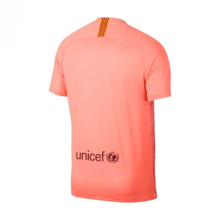 Camiseta Nike FC Barcelona Stadium Tercera Equipación 2018-2019 ... 41b7d728f8f86