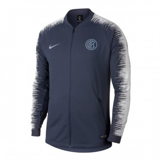 Jacket  Nike Inter Milan 2018-2019 Home Thunder blue-Vast grey