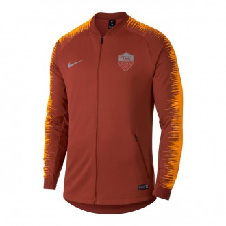 Chaqueta  Nike AS Roma 2018-2019 Mars stone-University gold