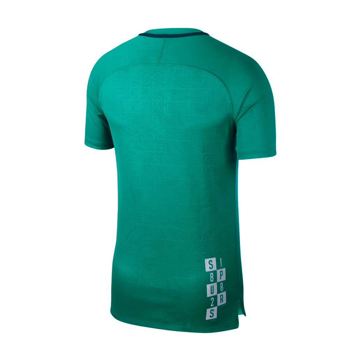 release date 0adbe df1bb Camiseta Dry Tottenham Hotspur FC Squad 2018-2019 Neptune green-Armory navy